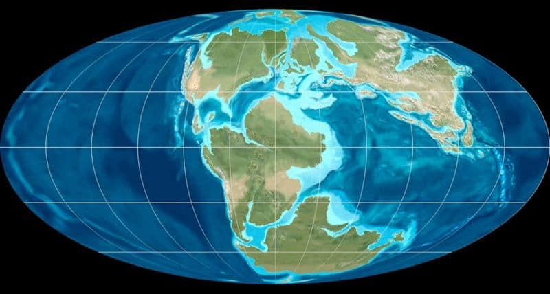 The evidence for Pangea